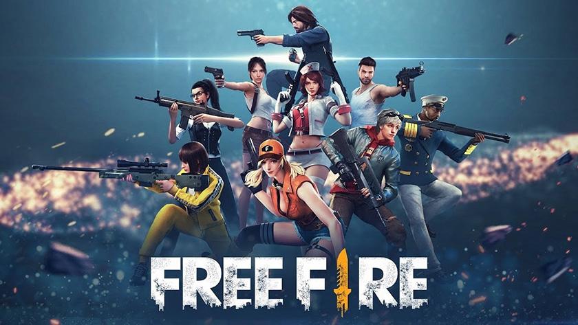 Hình nền PC 4k game Free Fire Battlegrounds