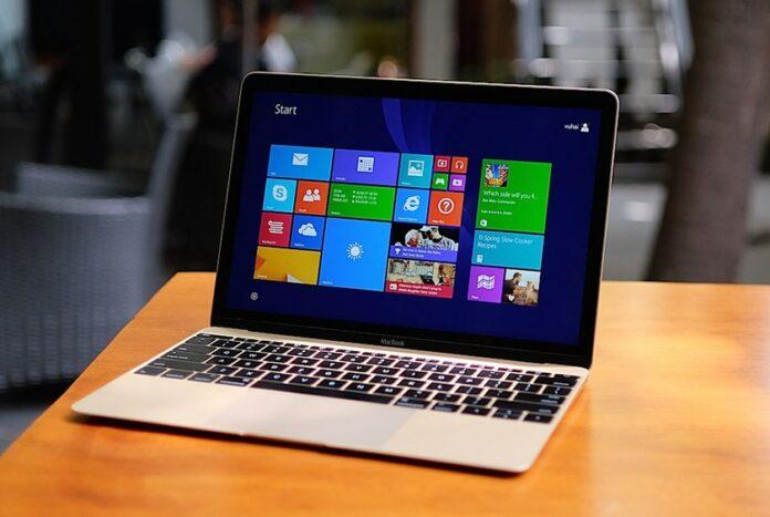 Cài window trên Macbook giúp bạn sử dụng các phần mềm bị han chế trên MacOS