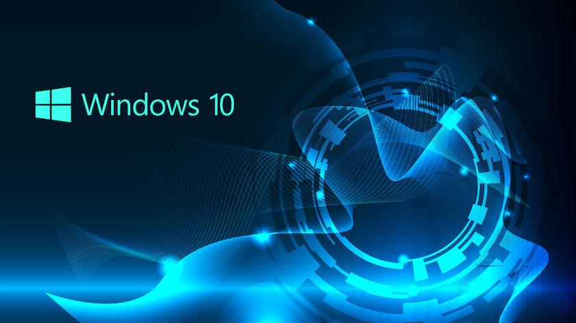 hình nền win 10 full hd (có logo Window)