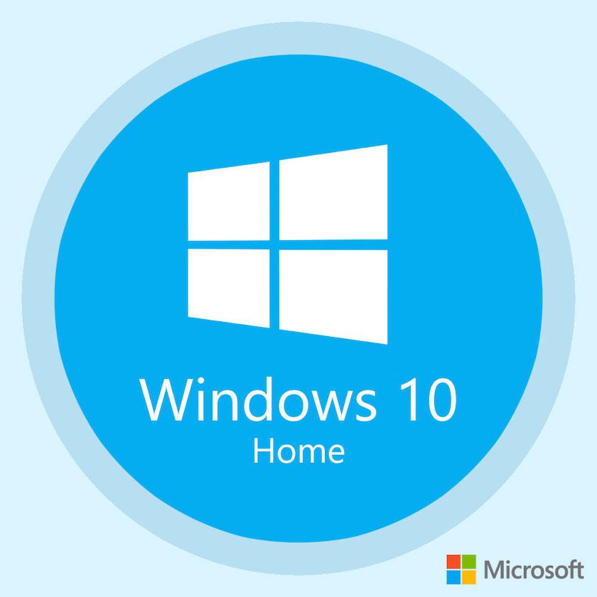 Các phiên bản Window 10 phổ biến nhất - Win 10 home