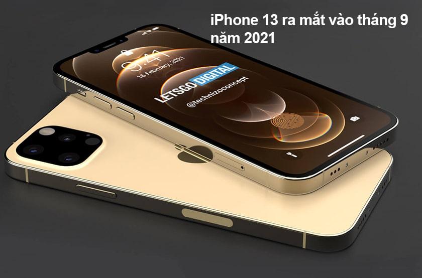 iPhone 13 (Pro, Pro Max) khi nào ra mắt?