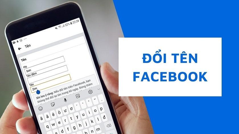 Lý do người dùng muốn đổi tên Facebook