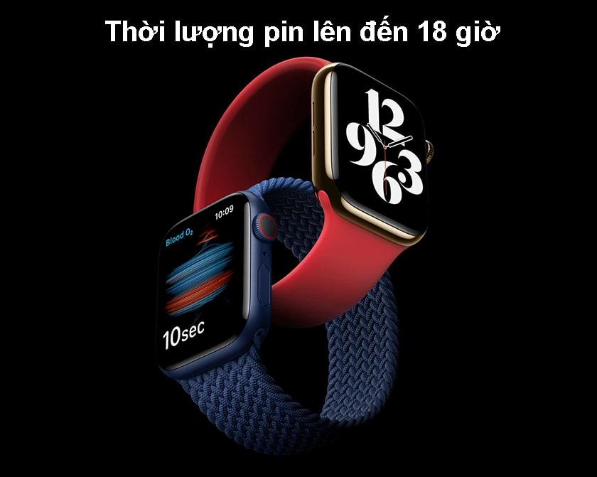 So sánh Apple Watch Series 7 với Series 6