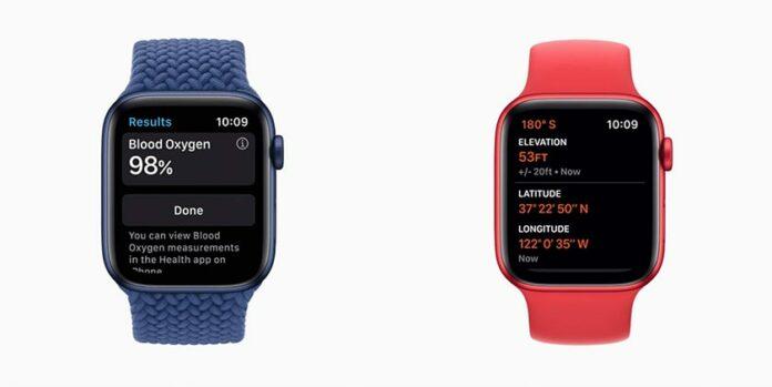 So sánh Apple Watch Series 7 với 6, nên mua đồng hồ nào?
