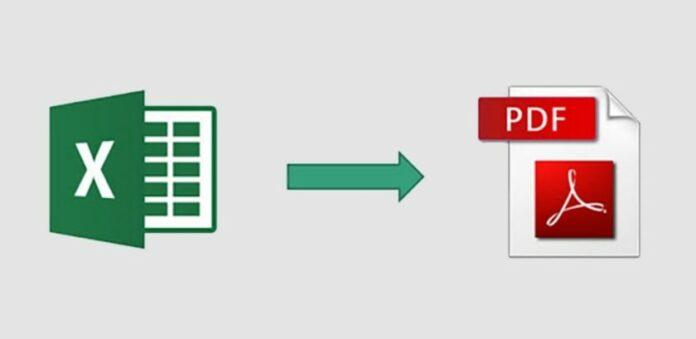 Cách chuyển đổi file Excel sang PDF dễ dàng nhanh chóng