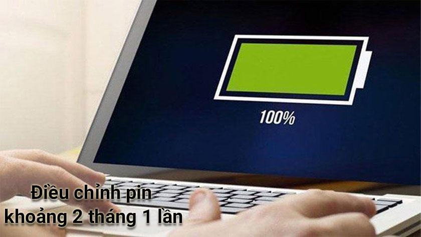 Sạc pin laptop đúng cách