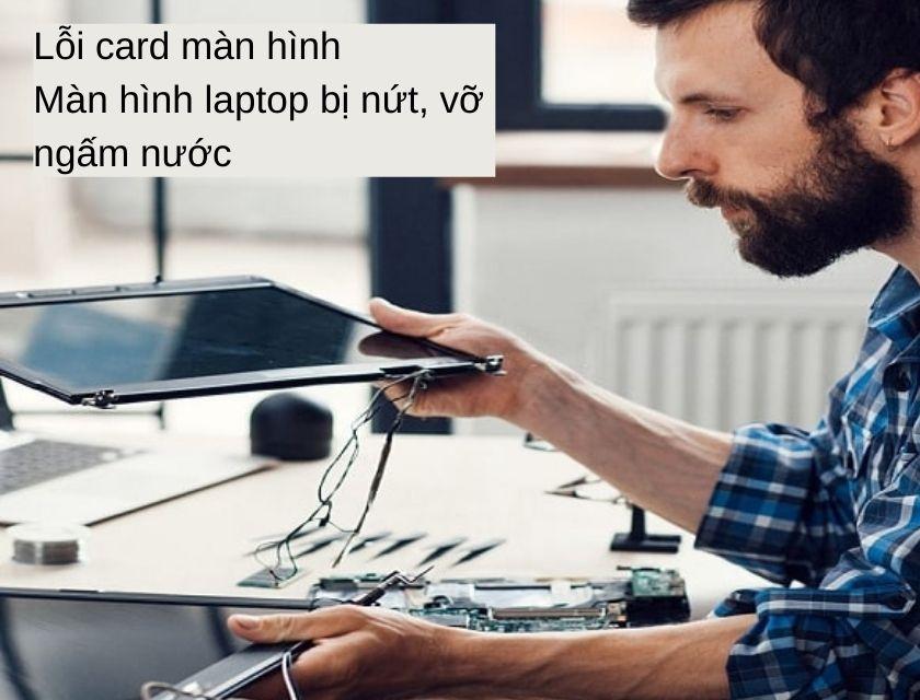 Lỗi màn hình laptop