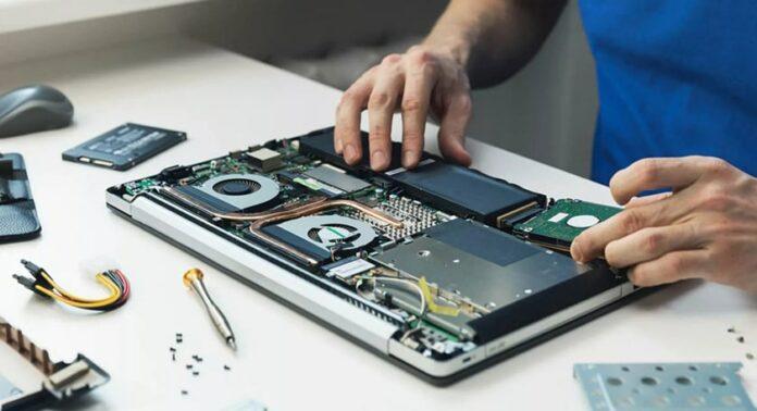 nâng cấp laptop