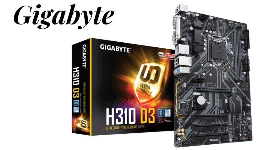 Mainboard thương hiệu GIGABYTE