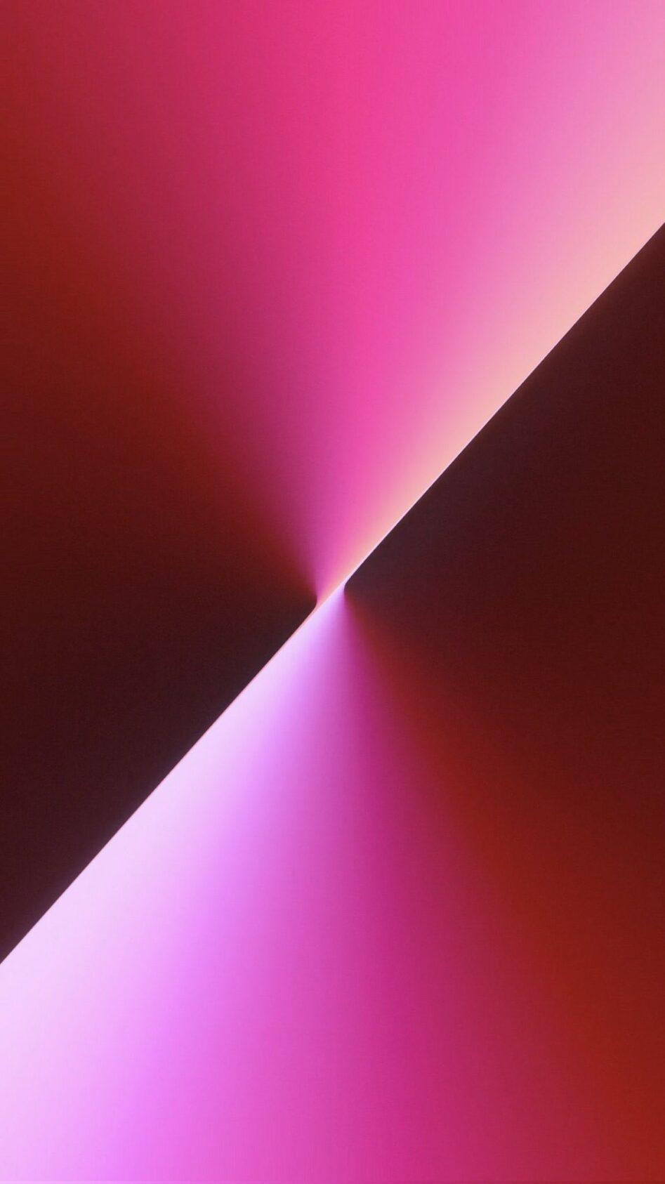 Hình nền iPhone 13 4k - màu đỏ