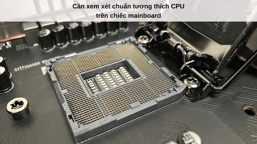 Những lưu ý mua mainboard build PC - máy tính