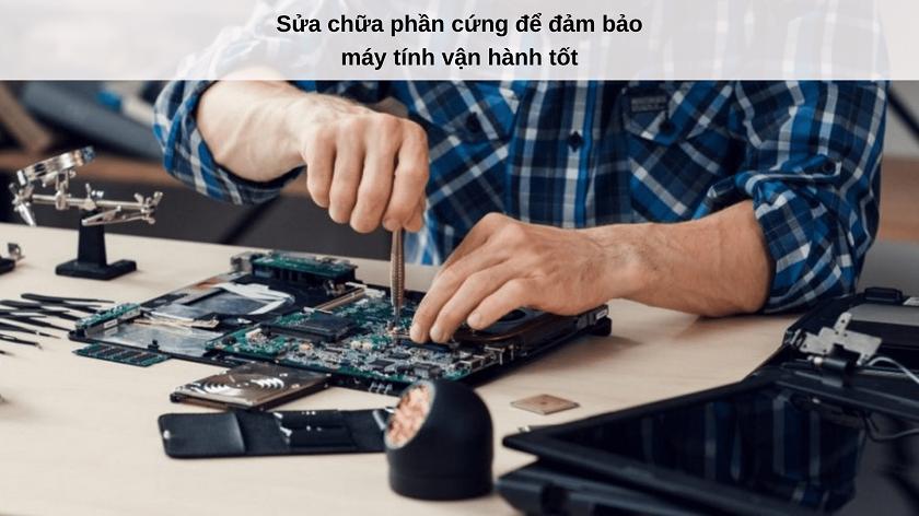 Sửa chữa phần cứng