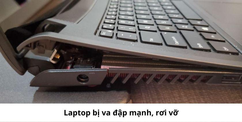 Nguyên nhân khiến loa laptop bị rè